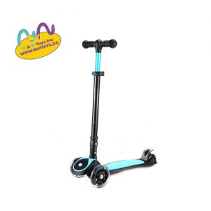 child scooter with music and LED