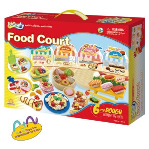 play Dough-Food Court