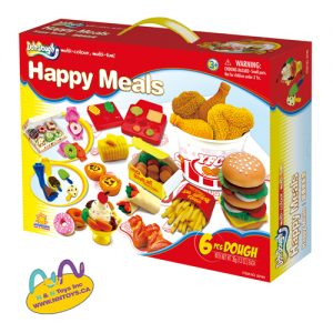 play Dough - Happy Meals