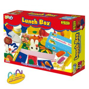 play Dough - Lunch Box