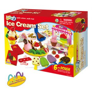 play Dough - Ice Cream Set