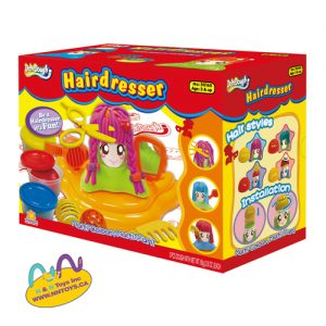 play Dough - Hairdresser