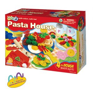play Dough - Pasta House