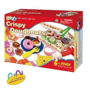 play Dough - Crispy Doughnuts