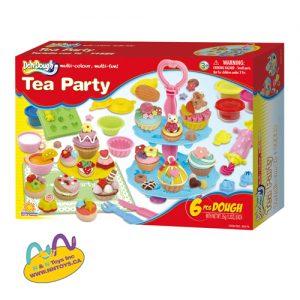 play Dough - Tea Party