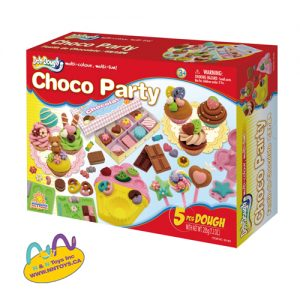 play Dough - Choco Party
