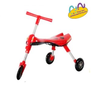 Walking Tricycle Easy Foldable ride on