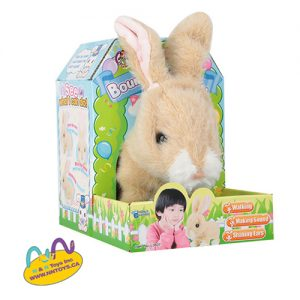 plush rabbits with battery operated