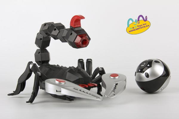 Remote Control Scorpion King